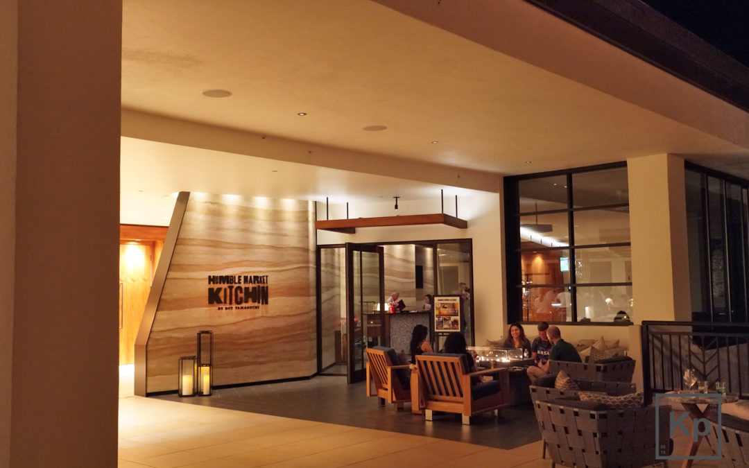The Humble Market Kitchin in Maui, Hawaii