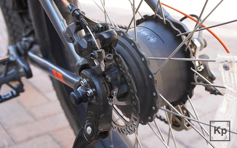 Northrock Xc00 Fat Tire E Bike Kenpua