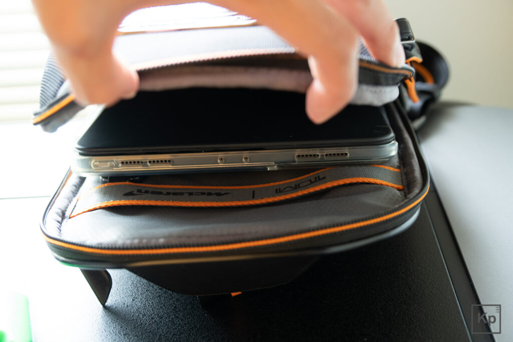 TUMI McLaren Torque Sling Bag-3036